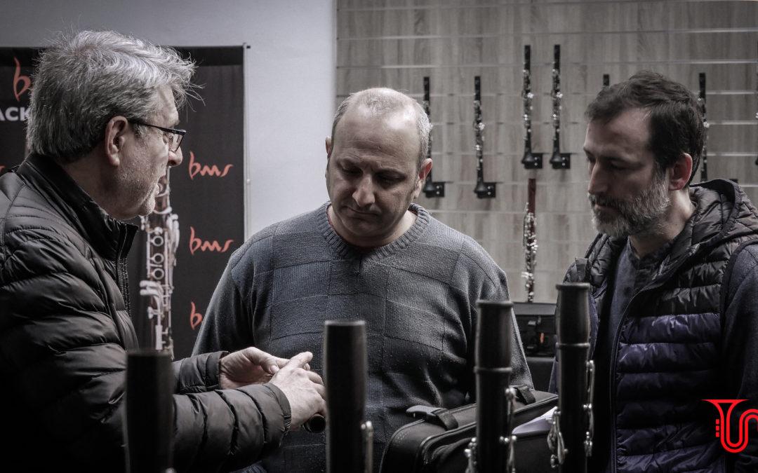 Clarinet ON, primera tienda oficial Backun en España