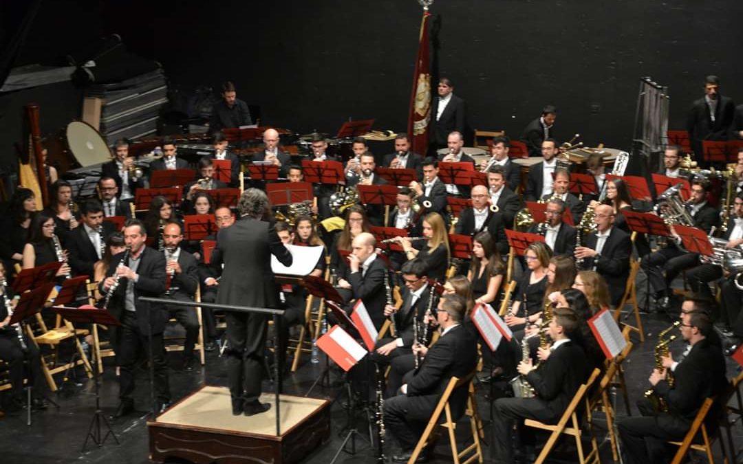Éxito rotundo del concierto de Cecilio Vilar en Valencia