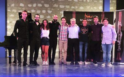 El VI Curso de Clarinete Villa de Canena y I Concurso de Clarinete Backun España bate récords